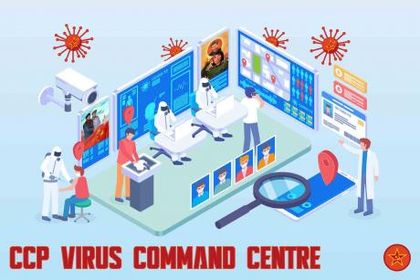 CCP Virus Command Centre